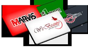 Logo Design si Branding